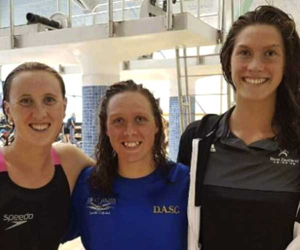Para swimming records smashed at summer championships in Wellington